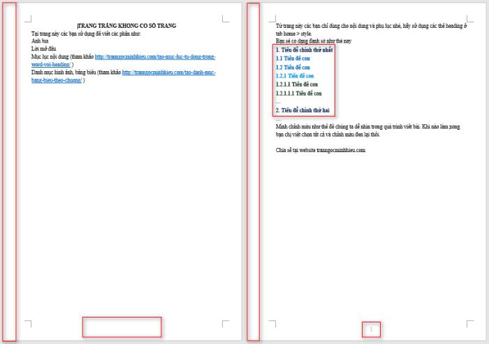 Mặc định khi mở ra file Template, bạn chỉ việc xóa nội dung đi và dùng